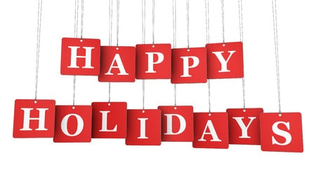 Happy Holidays from Schultz Auto and Truck Repair!