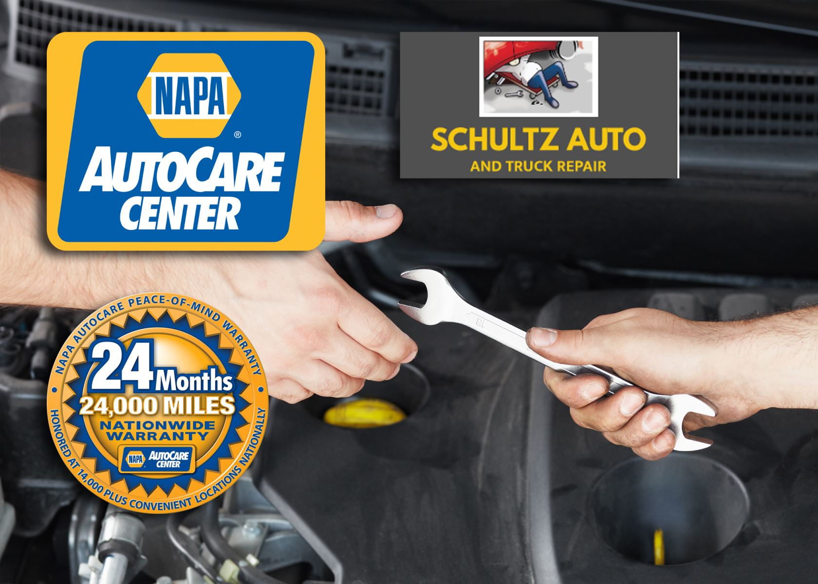 Longtime Schultz Auto and Truck Repair Customer Shares Feedback