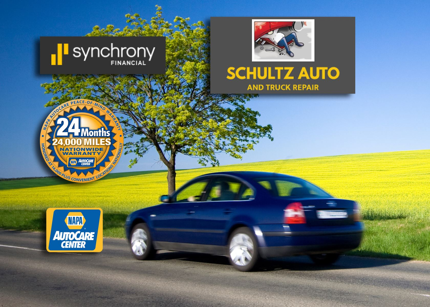 Understand Your Auto Repair Financing Options at Schultz Auto and Truck Repair